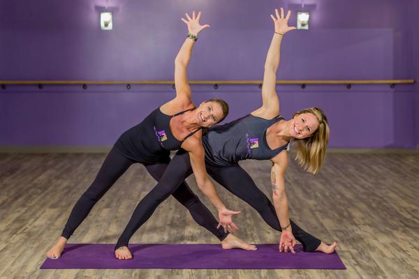 Partner Yoga Event