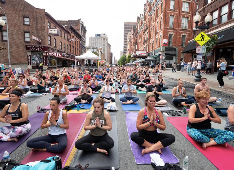 YogaPalooza 2019