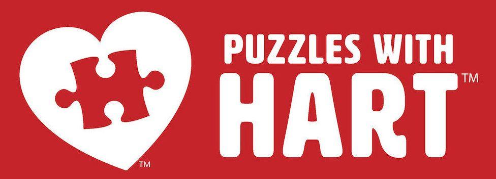 Hart Puzzles Logo
