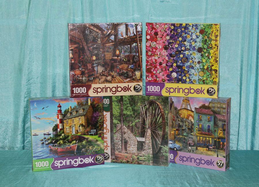 Springbok Puzzles