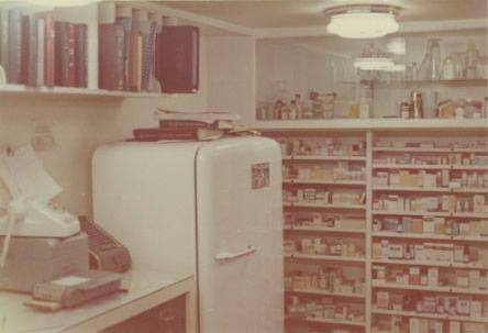 Hodgins Drug 1964