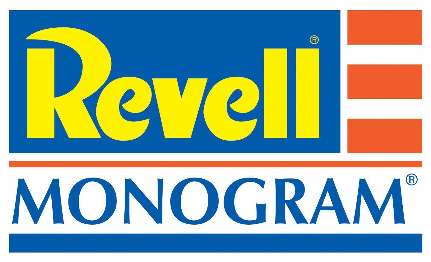 Revell Monogram Logo