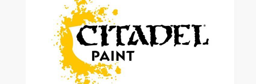 Citadel Paints Logo