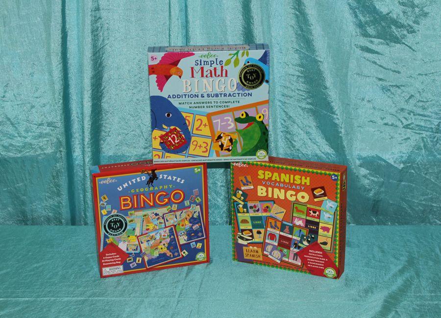 Eeboo Toys
