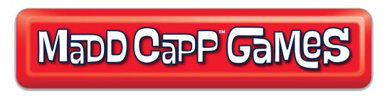 MaddCapp Puzzles Logo