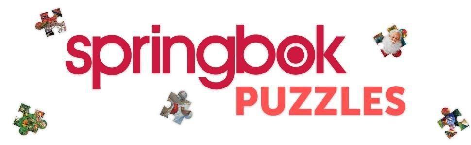 Springbok Puzzles Logo