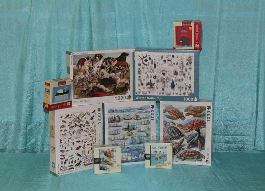 NewYork Puzzle Company Puzzles