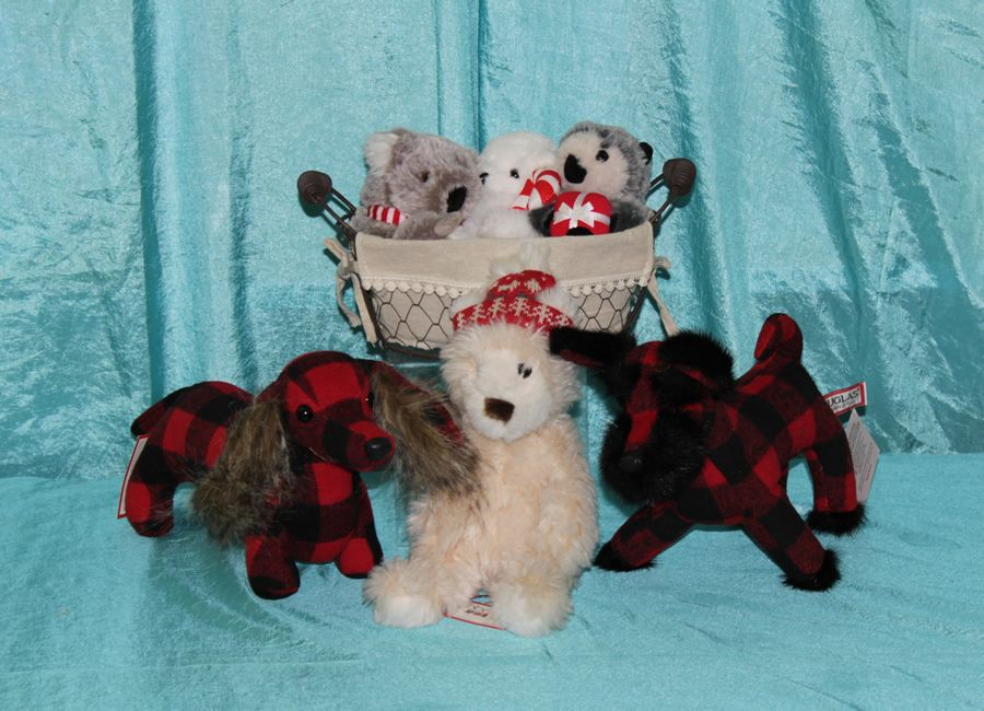 Douglas Plush Toys