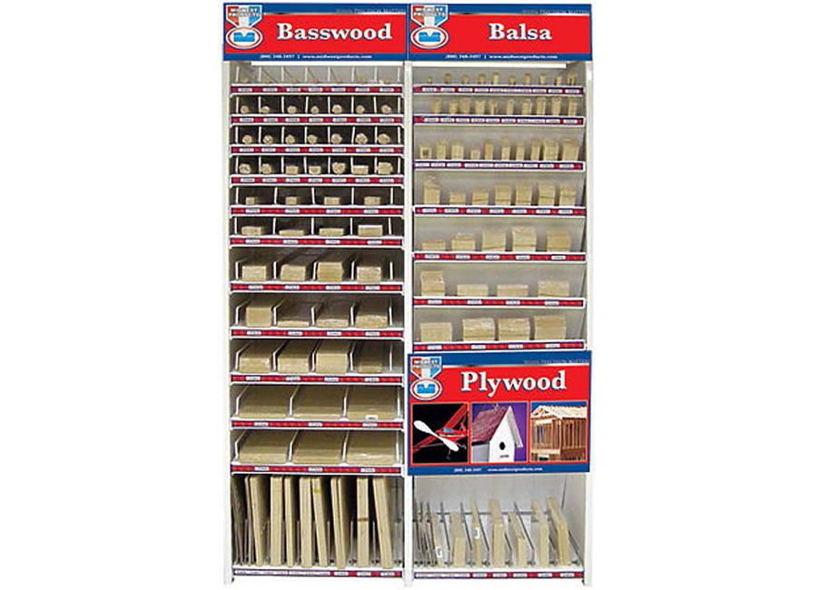 Midwest Balsa & Basswood
