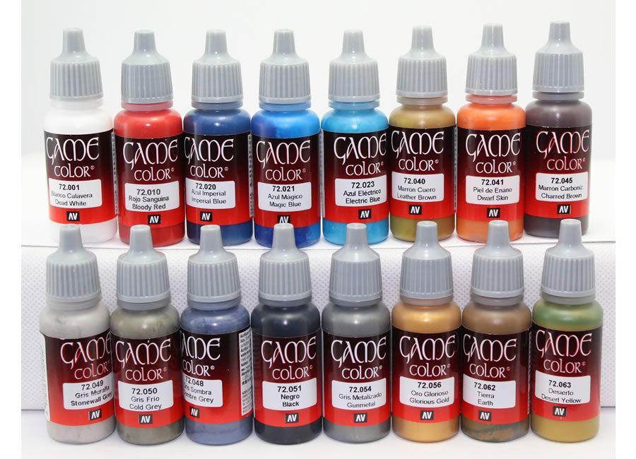 Vallejo Paint