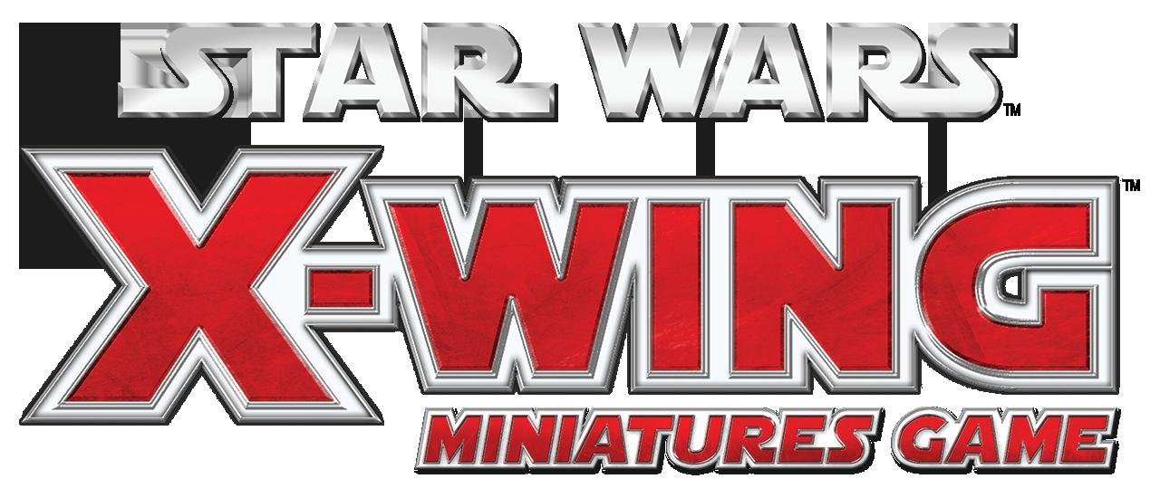 Star Wars X-Wing Logo