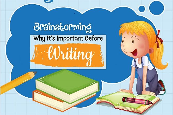 Brainstorming: Why it's Important Before Writing