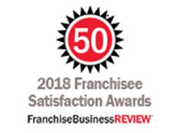 2018 Franchisee Statisfaction Awards