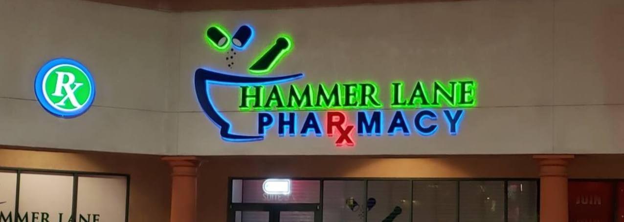 Welcome To Hammer Lane Pharmacy