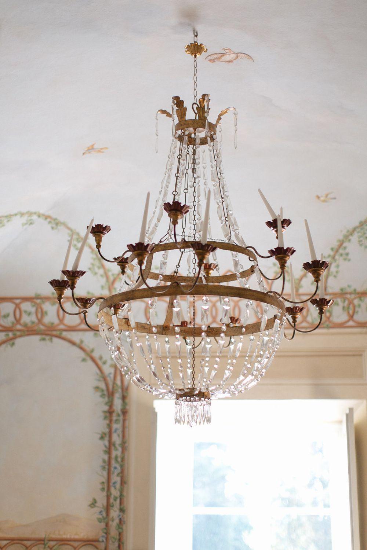 gorgeous italian chandelier