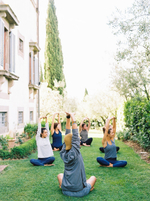 yoga retreat in tuscany
