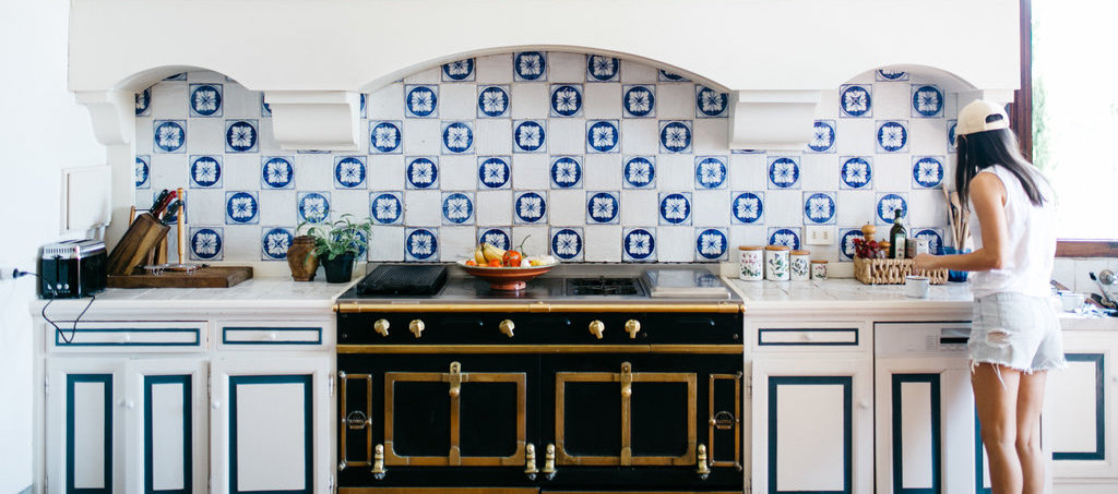 the dreamiest kitchen in italy