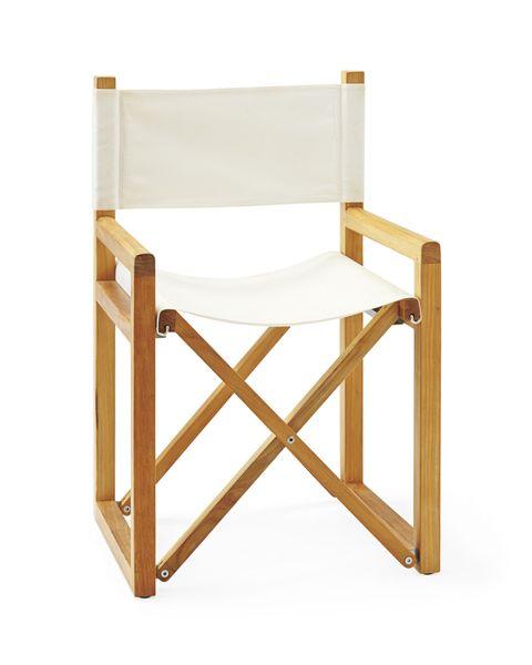 outdoor director's chair