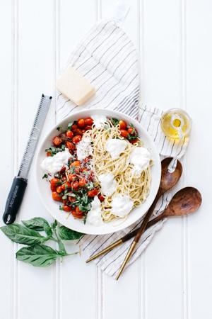 this burrata pasta looks amazing!