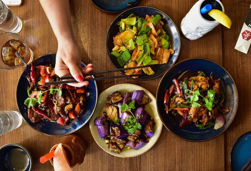 Farm to Table Chinese Food - Wu Chow Austin