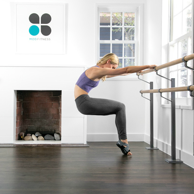 MOD Fitness Barre | Leg Exercise
