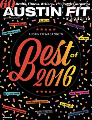 Best of 2016 Austin Fit Magazine