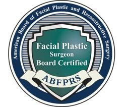 Board Certified Facial Plastic Surgeon in Houston, Texas
