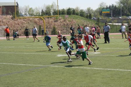 OUTDOOR FLAG FOOTBALL