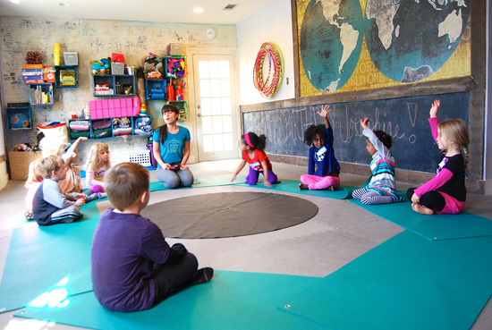 Kid's Yoga Camps