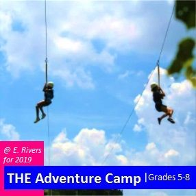 THE ADVENTURE CAMP