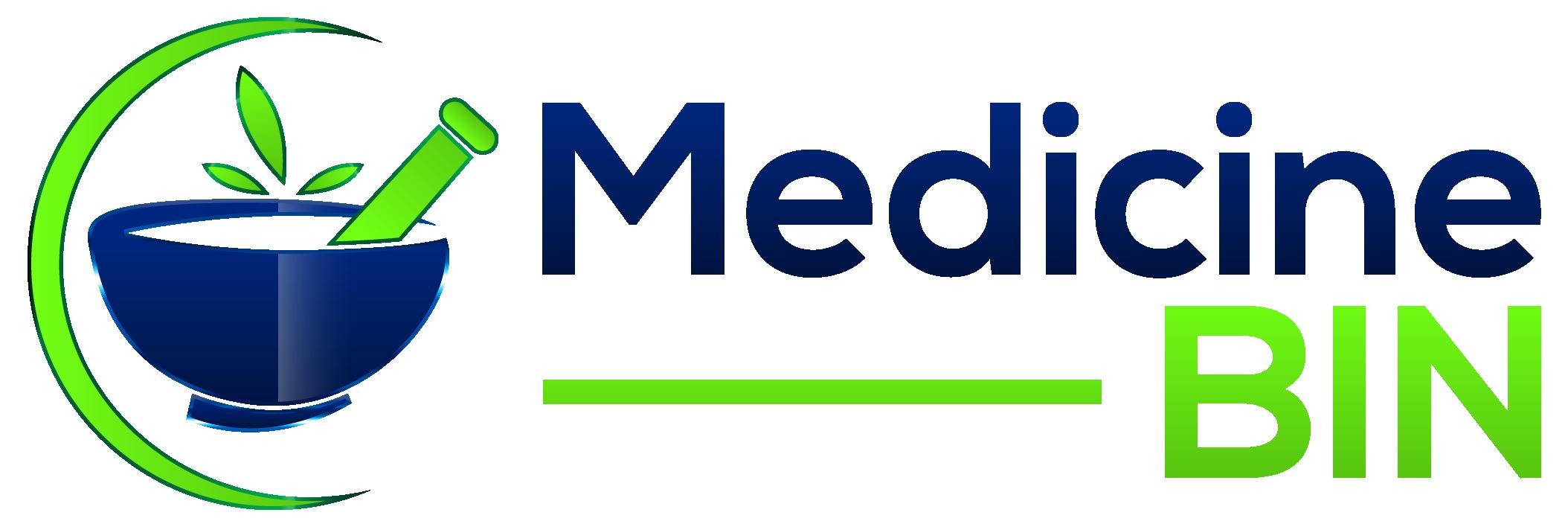 Medicine Bin