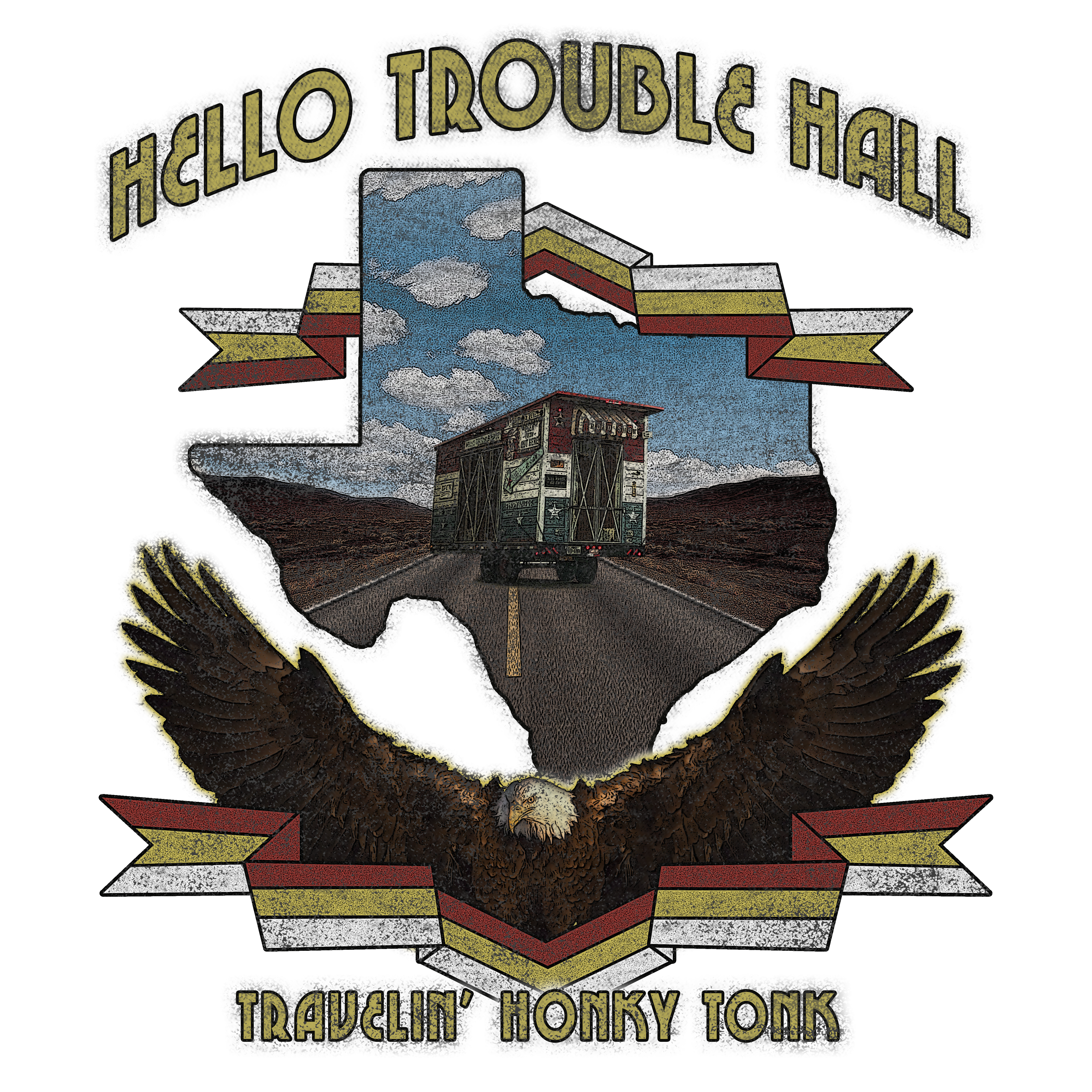 Hello Trouble Hall