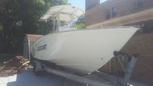 Southern Marine - 2006 26' Cape Horn 26 CC1 for Sale