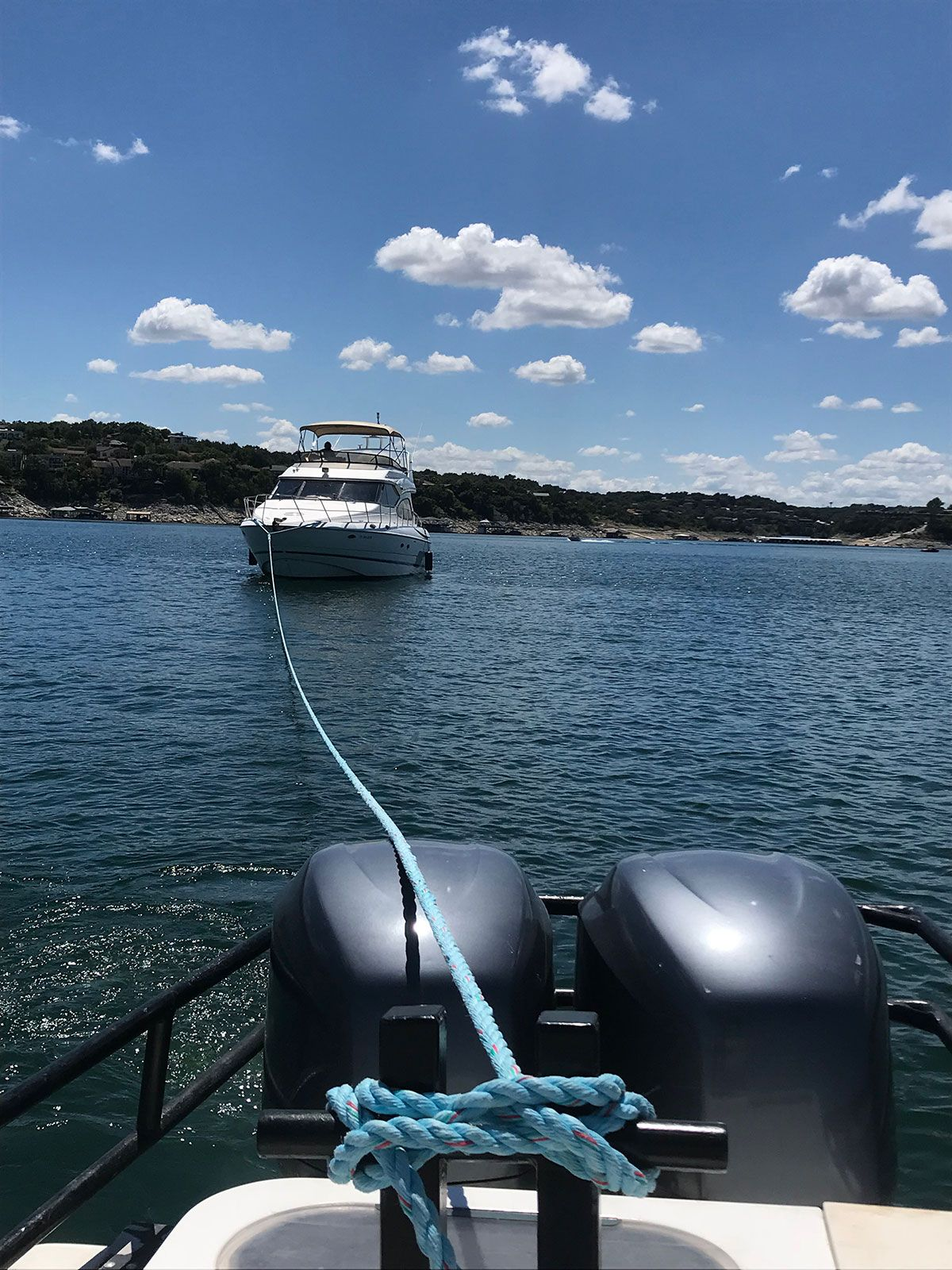 Lake Travis Marine Towing Service