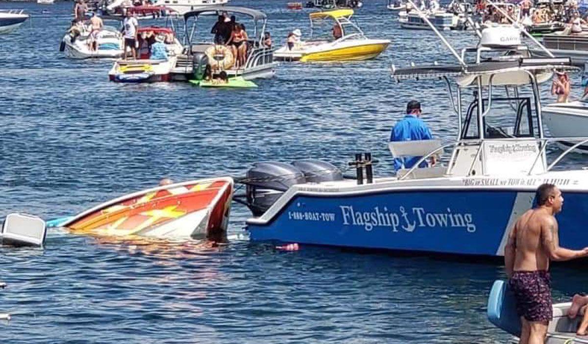 Boat Salvage Austin, Texas