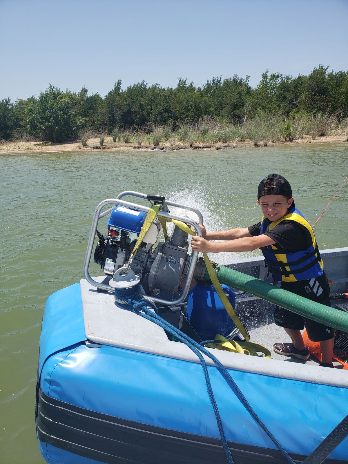 Central Texas Marine Boat Towing