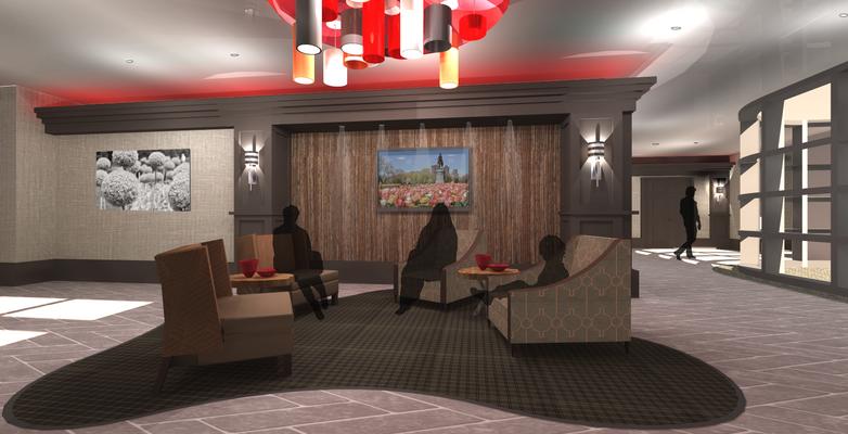 Boutique Hotel-Concept