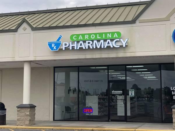 Welcome To Carolina Pharmacy