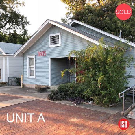 SOLD/East Austin Development Site