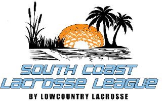 South Coast Lacrosse League logo draft 2.png