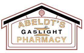 New - Abeldt's Gaslight Pharmacy