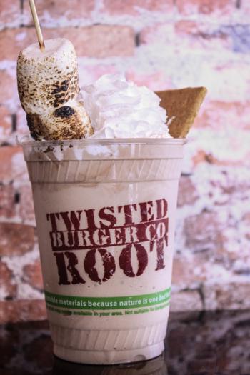 Menu - Twisted Root Burger Co.