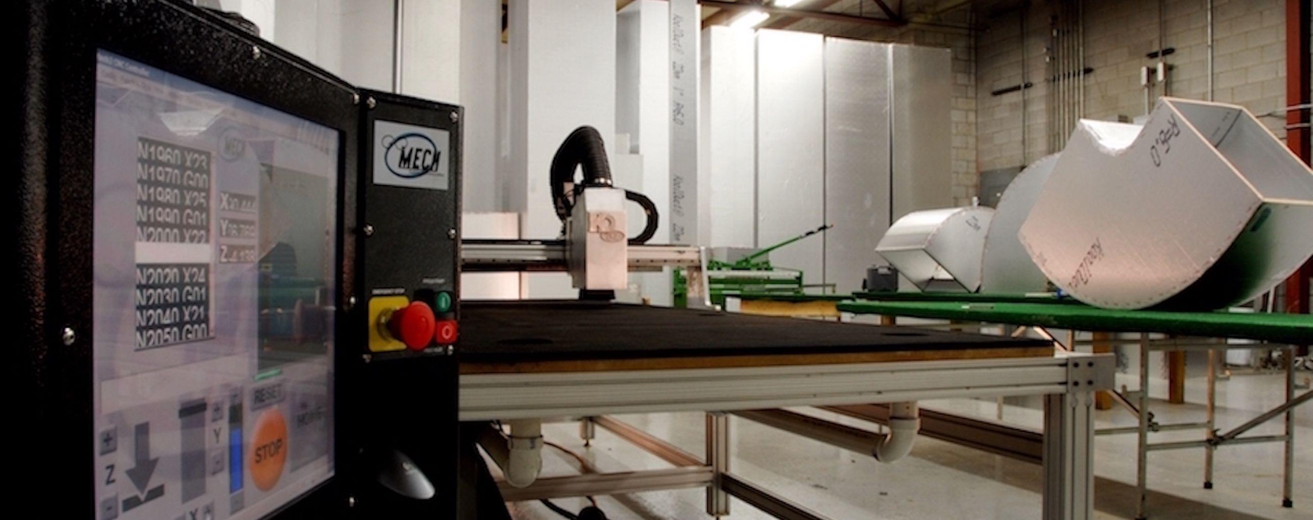 Phenolic Ductwork Fabrication Tools