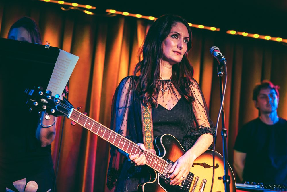 Azure Ray at Cafe du Nord 011719 by Ian Young 05.jpg