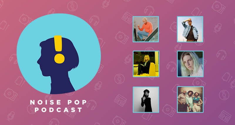 New Albums For 2019 - Noise Pop