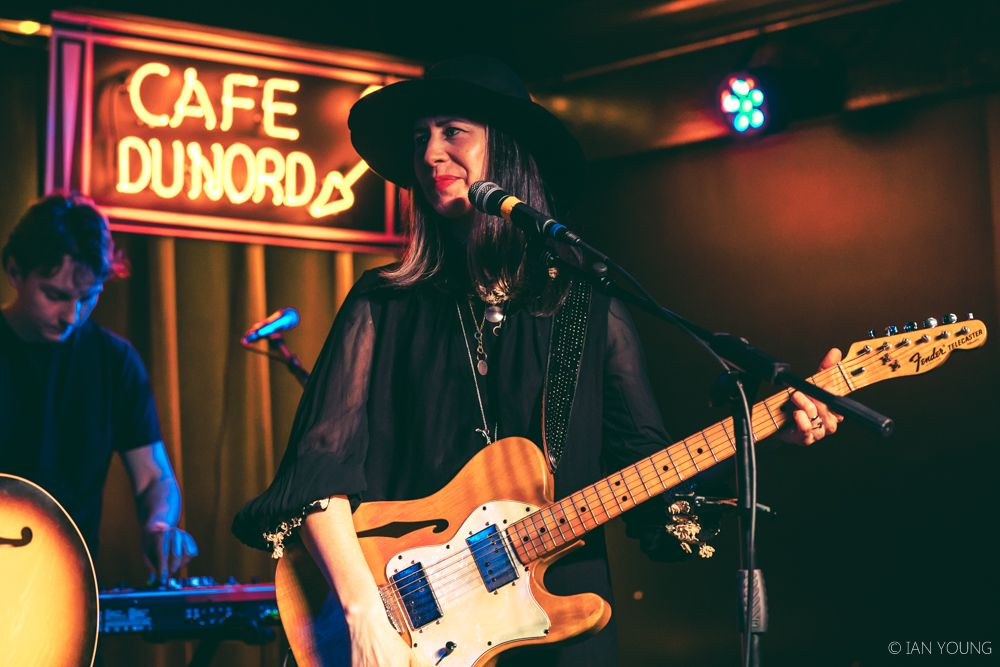 Azure Ray at Cafe du Nord 011719 by Ian Young 06.jpg