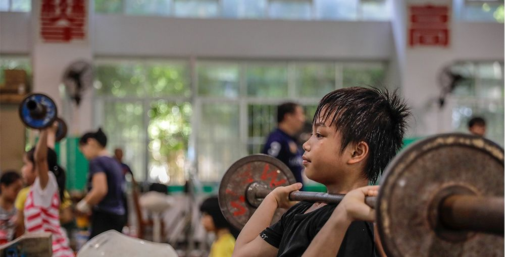 weight training clinic