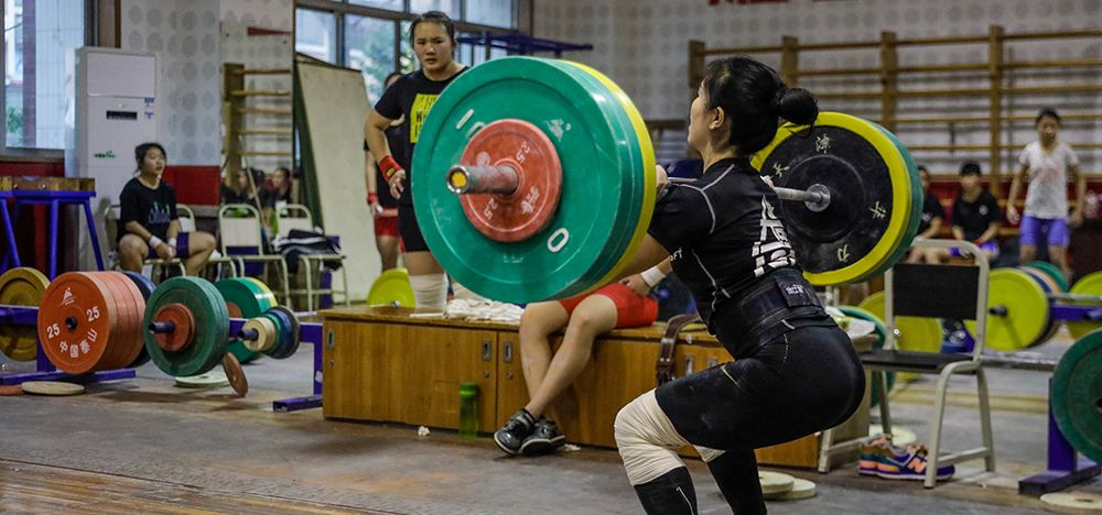 Chinese Weightlifting Camp - Summer