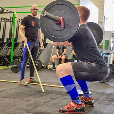weight lifting coaching