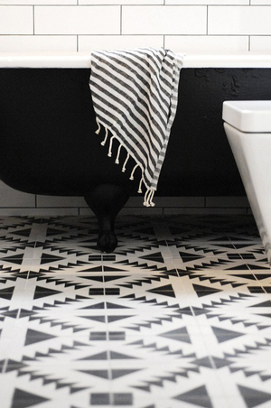 geometric tile black tub.jpg